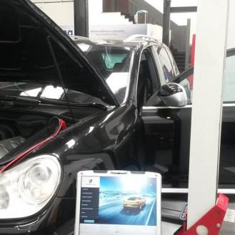 Scanner Porsche 1