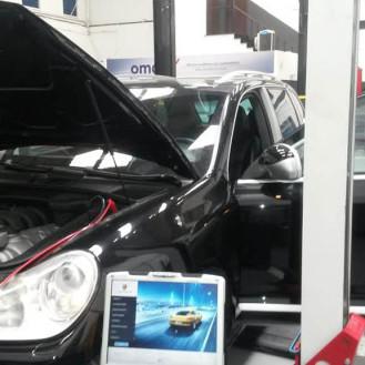 Scanner Porsche 3