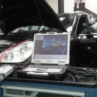 Scanner Porsche 4