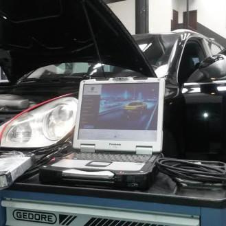 Scanner Porsche 5