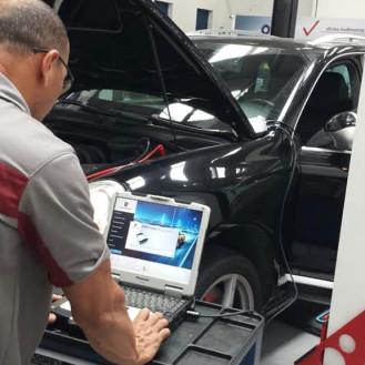 Scanner Porsche 7