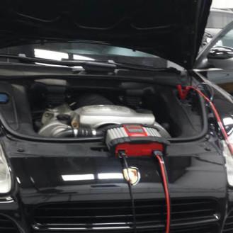 Scanner Porsche 8